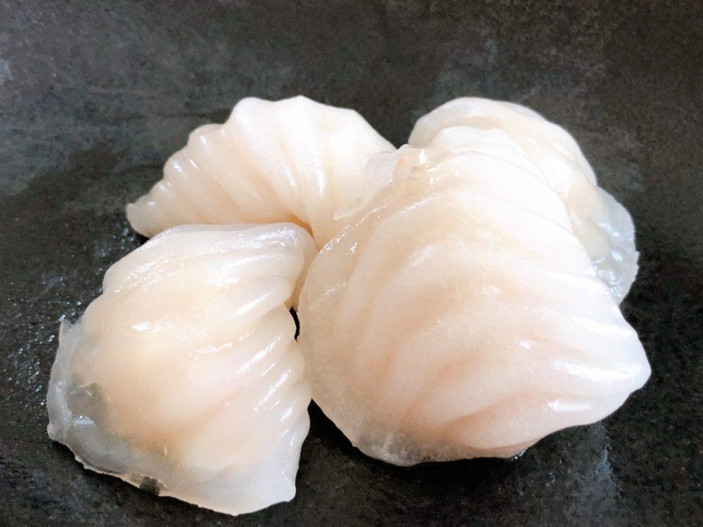 セブンイレブンの冷凍食品『レンジで海老蒸し餃子』レビュー