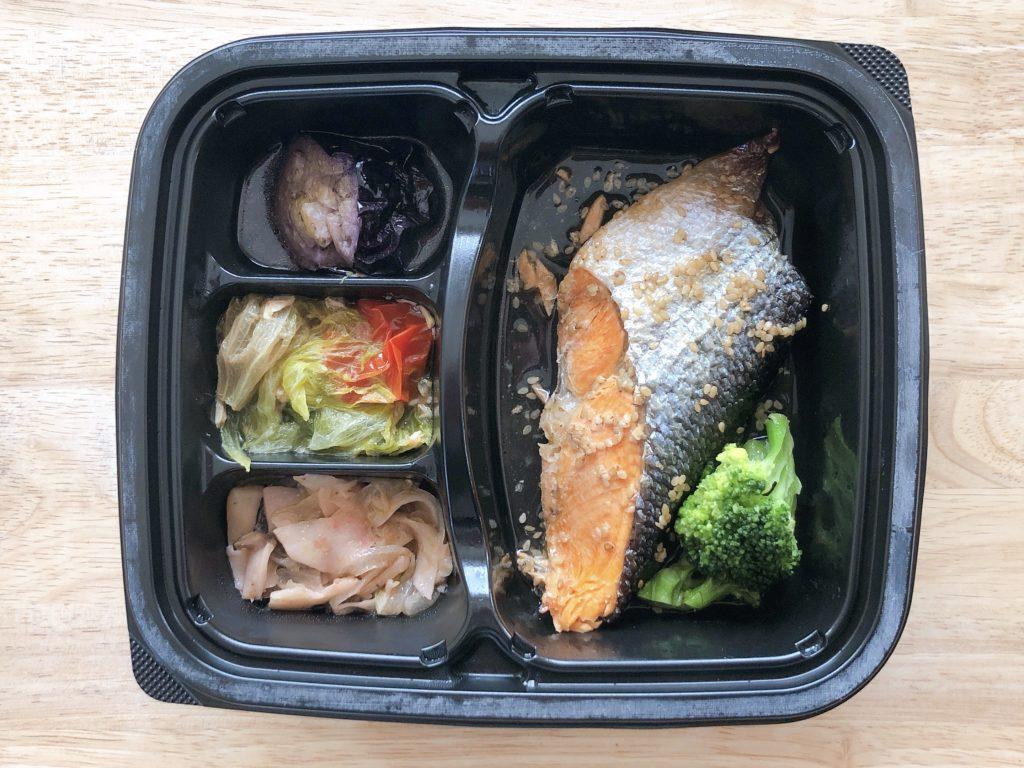 nosh(ナッシュ)鮭のごま風味焼きレビュー