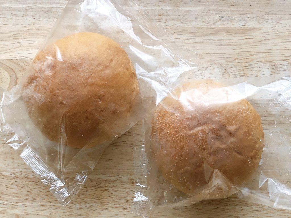 ナッシュ-nosh-のバンズパンは1食4個入り